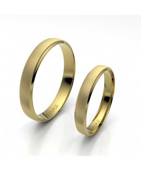 Alianza Trend Oro Amarillo de 3,5mm
