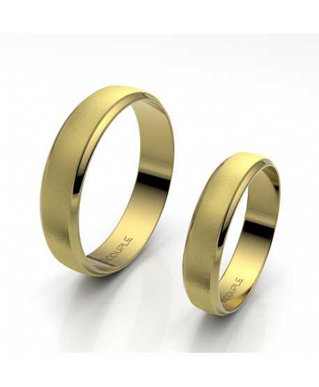 Alianza Trend Oro Amarillo de 4,5mm
