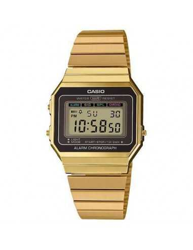 Reloj casio retro A700WEG-9AEF