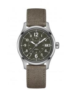 Reloj Hamilton XL Khaki...