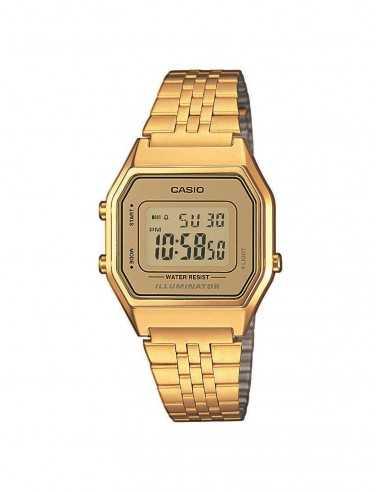Reloj Casio retro Mujer la680wega-9er