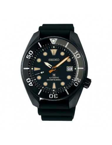 Reloj Seiko Prospex Black Serie...